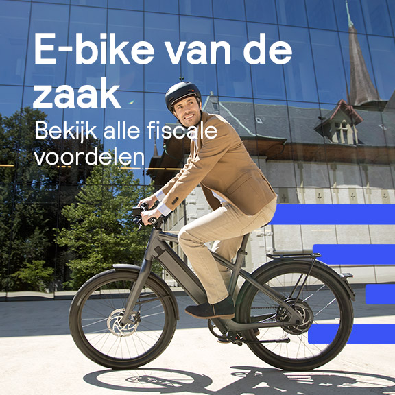 Zakelijke E-bikes