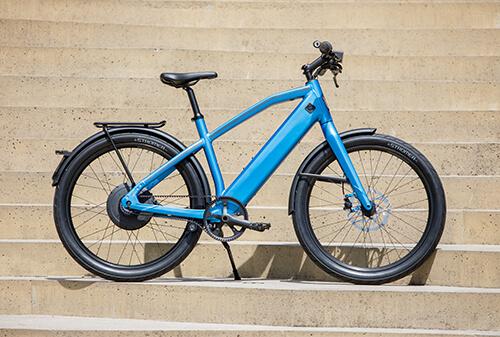 Speed pedelec e-bike