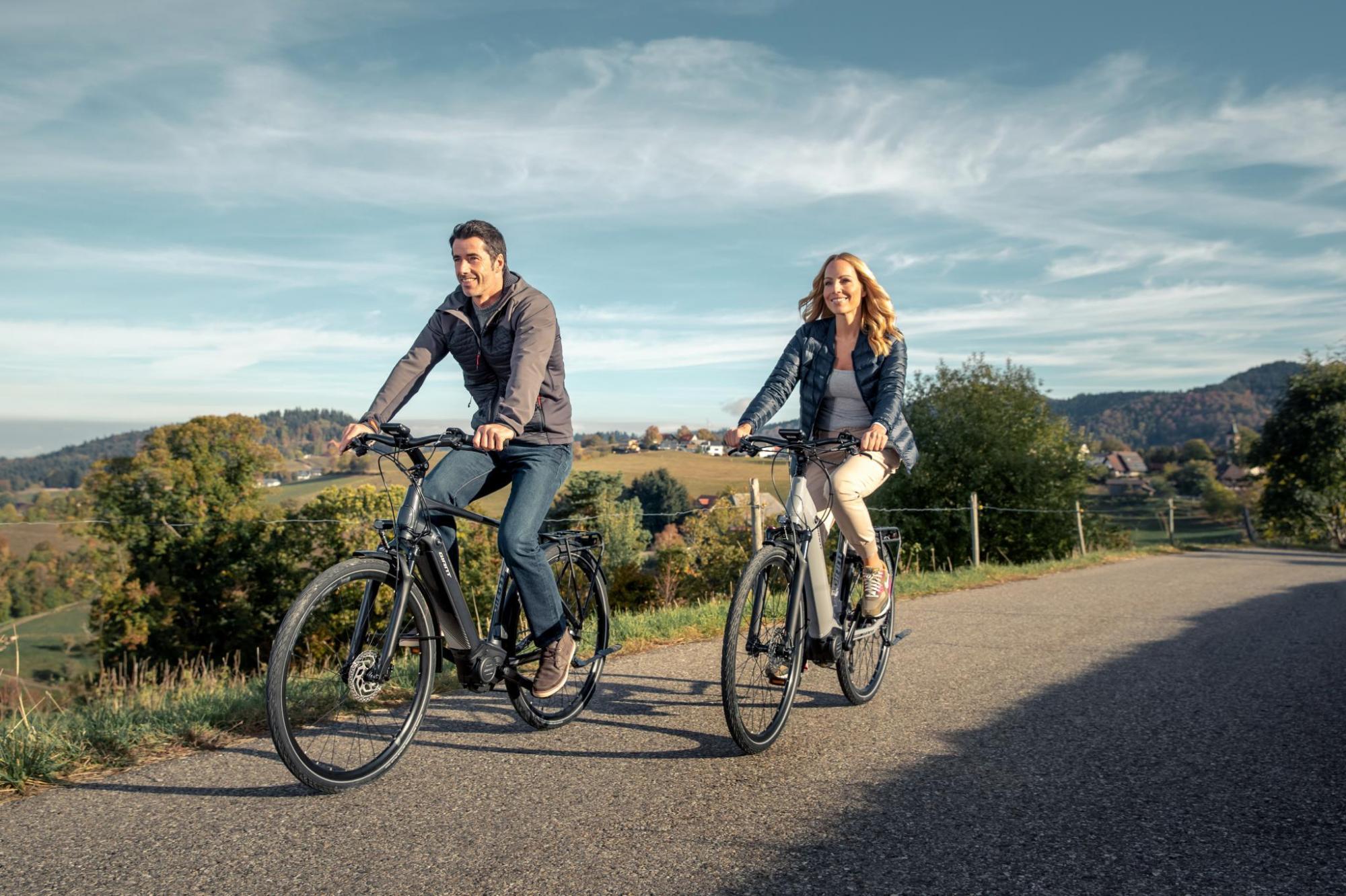 Hoeveel calorieën verbrandt u met fietsen?