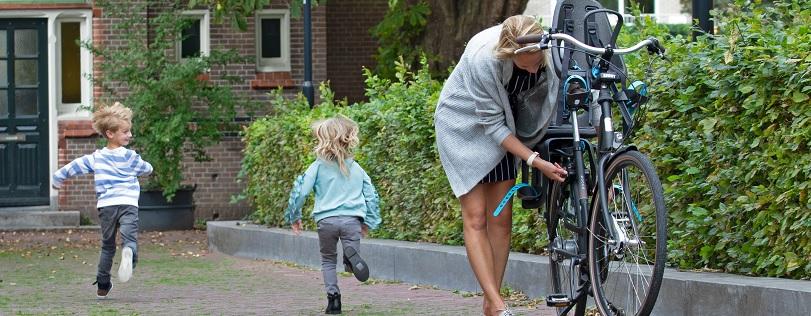 Ongebruikt Kinderzitjes op de stadsfiets | Fietsenwinkel.nl XX-46