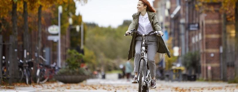 Je fiets laten staan in het najaar? Niet nodig!