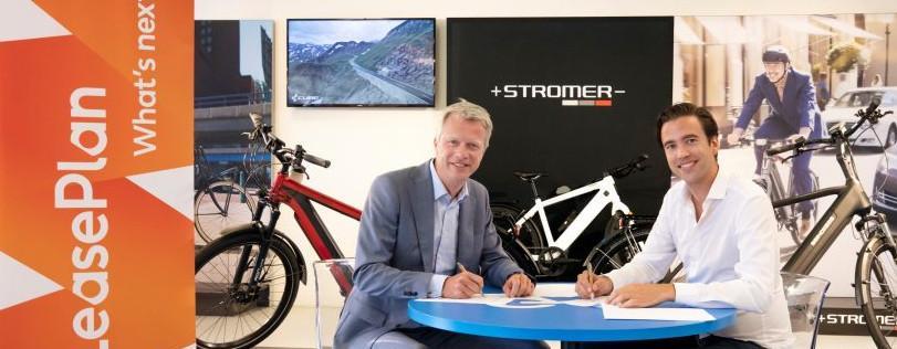 LeasePlan zet met International Bike Group vol in op e-bike leasemarkt