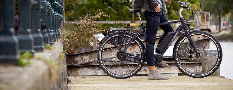 5 Voordelen van elektrisch fietsen naar uw werk