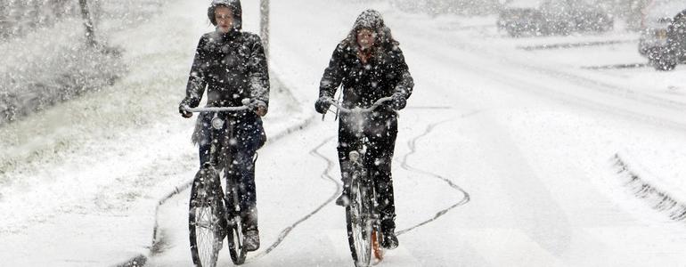 Ben jij een mooi-winter-fietser? 7 tips voor de e-bike in de winter
