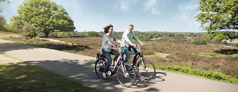 Rondje Nederland op de fiets