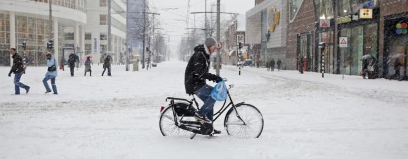 5 tips om veilig de winter door te fietsen