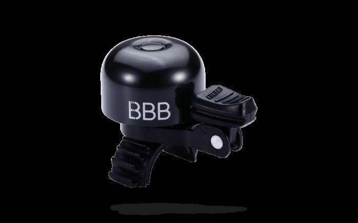 BBB-15 fietsbel Loud&Clear Deluxe zwart