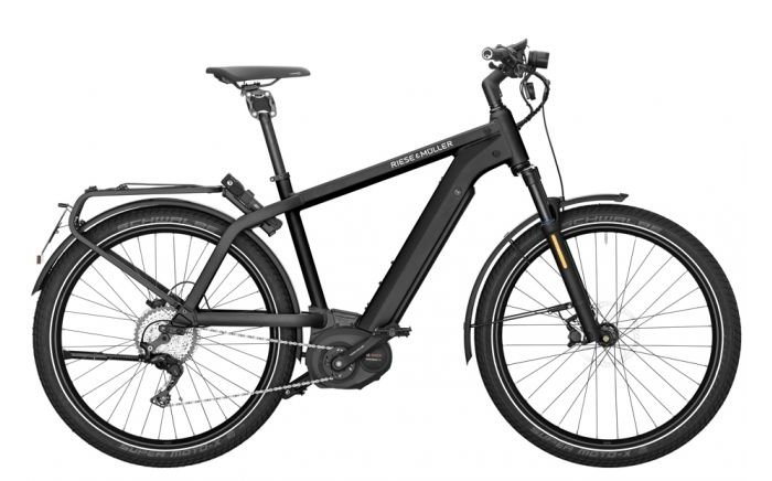 Riese & Müller Charger GT Touring HS Kiox 500Wh 2019 Heren 45km