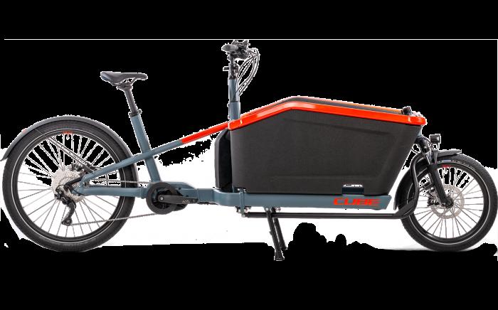 Cube Cargo Sport Hybrid 500 2021