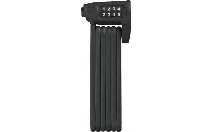 Abus Bordo 6150 Vouwslot 85 cm Zwart
