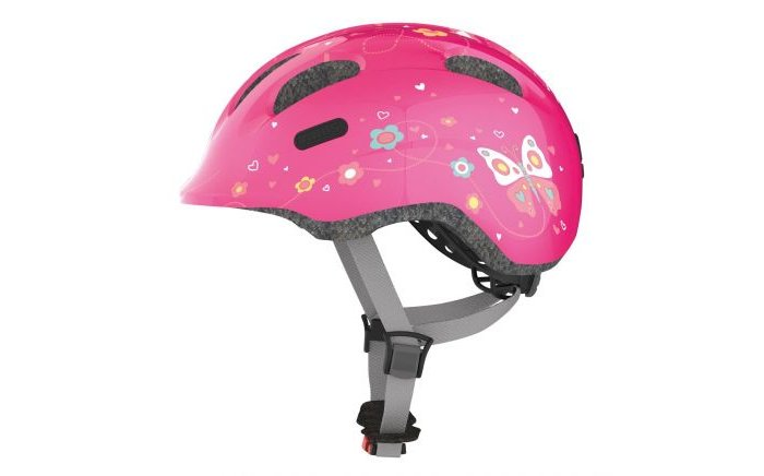 Abus Smiley 2.0 Kinderhelm M Butterfly