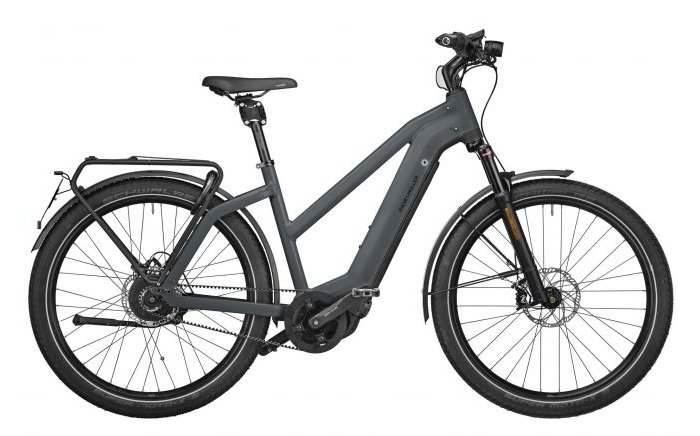 Riese & Müller Charger 3 GT Vario HS 500Wh 2020 Dames 45km