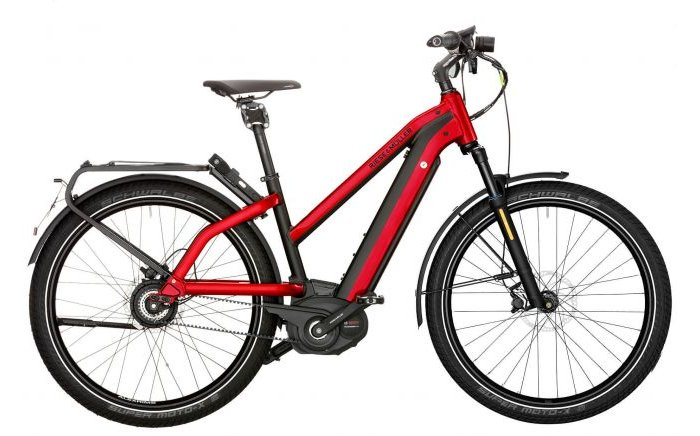 Riese & Müller Charger Mixte GT Vario HS 2020 Dames 45km