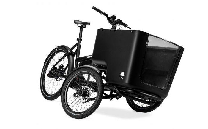 Butchers & Bicycles MK1-E Family Enviolo 500Wh 2020