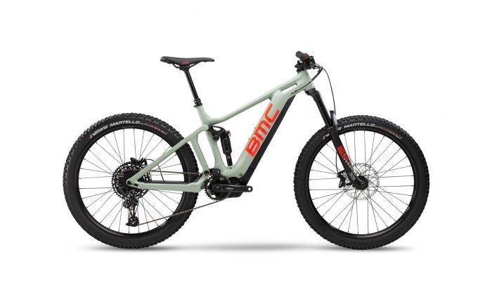 BMC Trailfox AMP Two 500Wh 2020