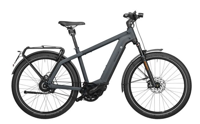 Riese & Müller Charger 3 GT Vario HS 500Wh 2020 Heren 45km