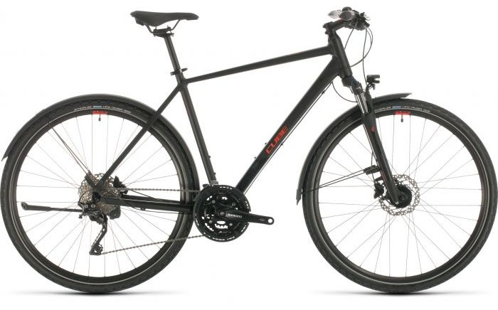 Cube Nature Exc Allroad 2020 Heren