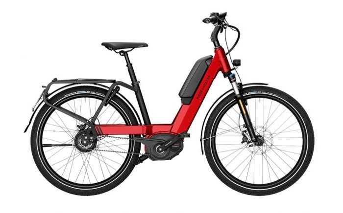 Riese & Müller Nevo GT Vario HS 500Wh 2020 Dames 45km