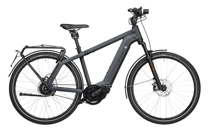 Riese & Müller Charger 3 Vario HS 500Wh 2020 Heren 45km