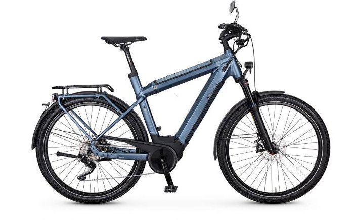 e-bike manufaktur 15ZEHN EXT 1125Wh 2020 Heren 45km
