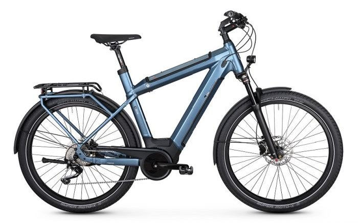 e-bike manufaktur 15ZEHN EXT 1125Wh 2020 Heren