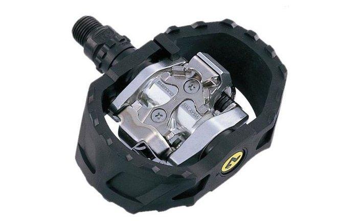 Shimano PD-M424 pedalen MTB