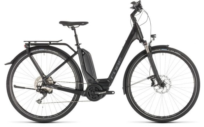 Cube Touring Hybrid Exc 500 2019 Lage Instap