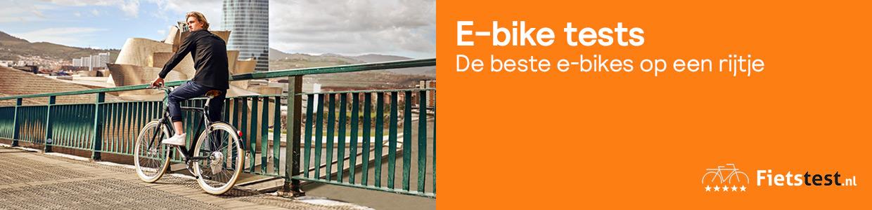 ANWB E-bike tests: De beste elektrische fietsen op een rij