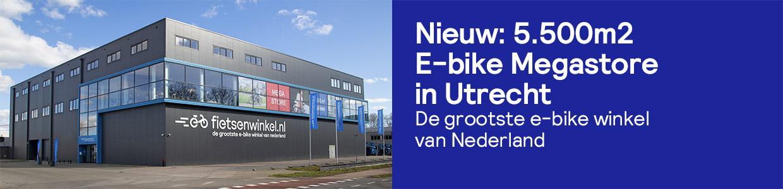 E-bike megastore Utrecht