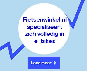 FW.nl specialiseert in e-bikes