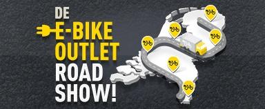 De E-bike Outlet Roadshow