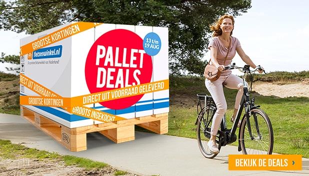 Pallet Deals bij Fietsenwinkel.nl!