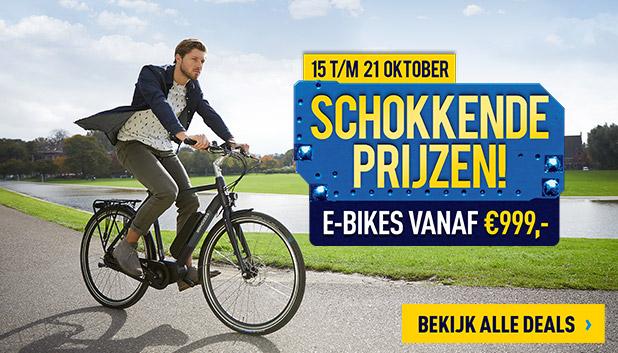 Schokkende Prijzen bij Fietsenwinkel.nl!
