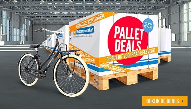 Pallet Deals - Fietsenwinkel.nl!