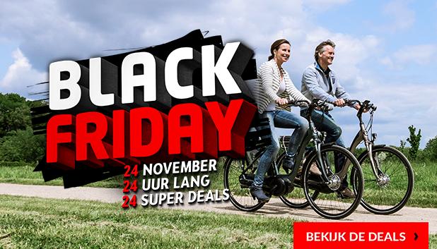 Black Friday! Profiteer op vrijdag 24 november van 24 topdeals!