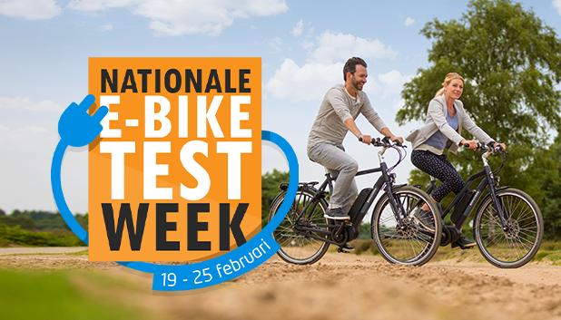 Nationale E-bike Testweek bij Fietsenwinkel.nl!