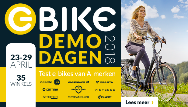 E-bike Demo Dagen bij Fietsenwinkel.nl!