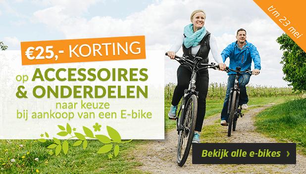 Meimaand Fietsmaand: de laagste prijsgarantie op fietsen!