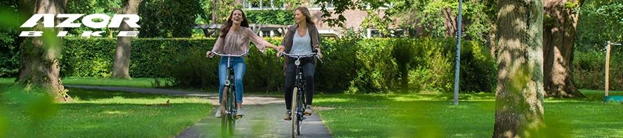 Azor fietsen