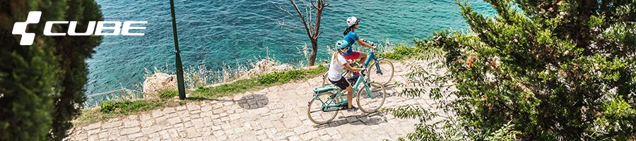 Cube Lage instap fietsen