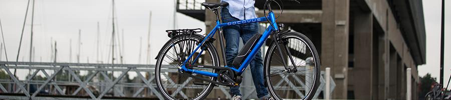 Elektrische hybride fiets