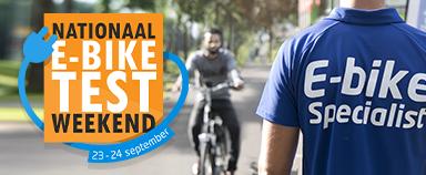 Nationaal E-Bike Testweekend