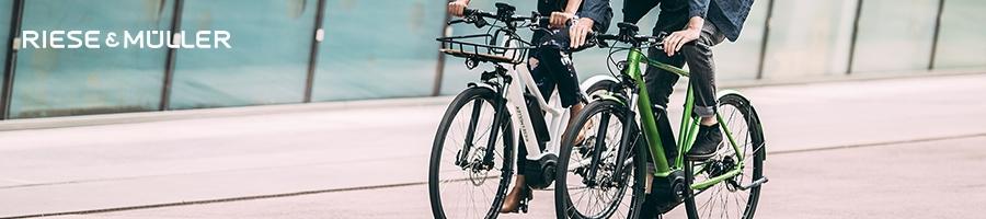 Riese & Müller elektrische fietsen