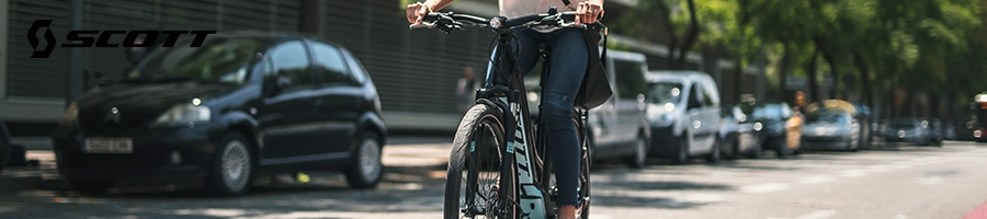 Scott elektrische fiets