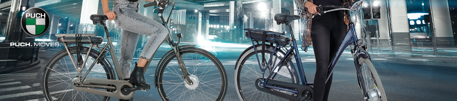 Puch Elektrische fietsen