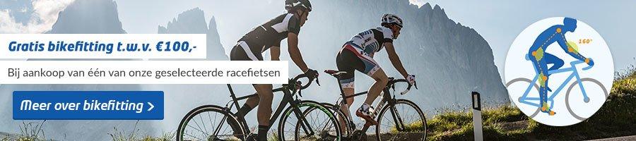 Bikefitting racefietsen