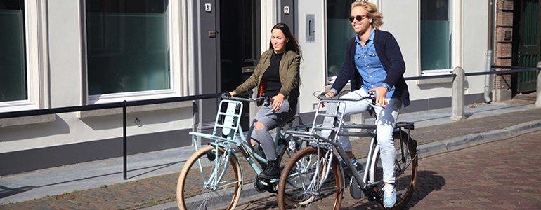 Popal fietsen