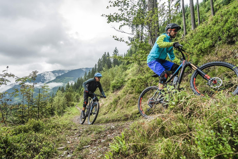 Afbeelding 2 all mountain mountainbikes