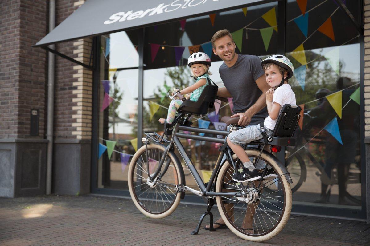 Wonderbaar Kinderzitjes op de stadsfiets | Fietsenwinkel.nl EX-36