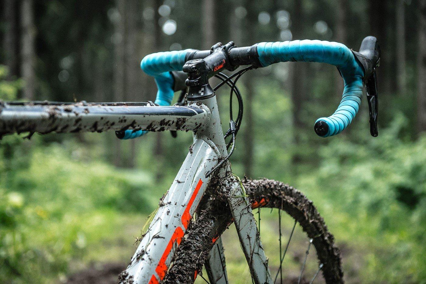 Cyclocross fiets